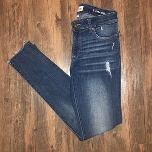 """DL1961 """"Emma"""" Power Legging Jeans Size 27 EUC"""
